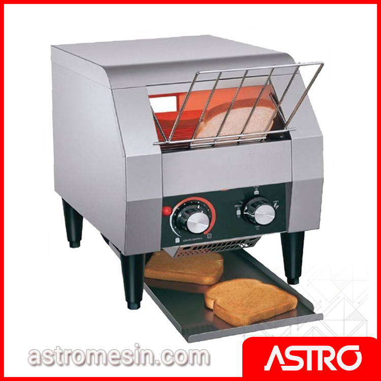 Mesin Conveyor Toaster ASTRO Surabaya