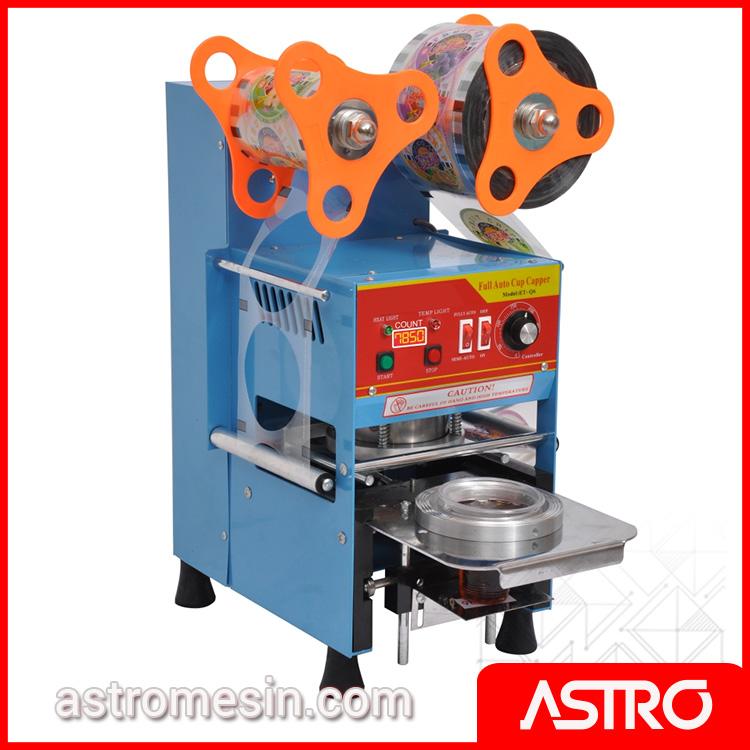 Mesin Cup Sealer Otomatis GETRA ET-A9 Surabaya