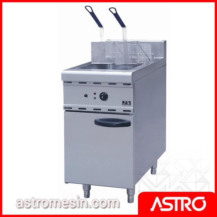Mesin Deep Fryer Penggorengan Gas ASTRO 23 Liter Surabaya