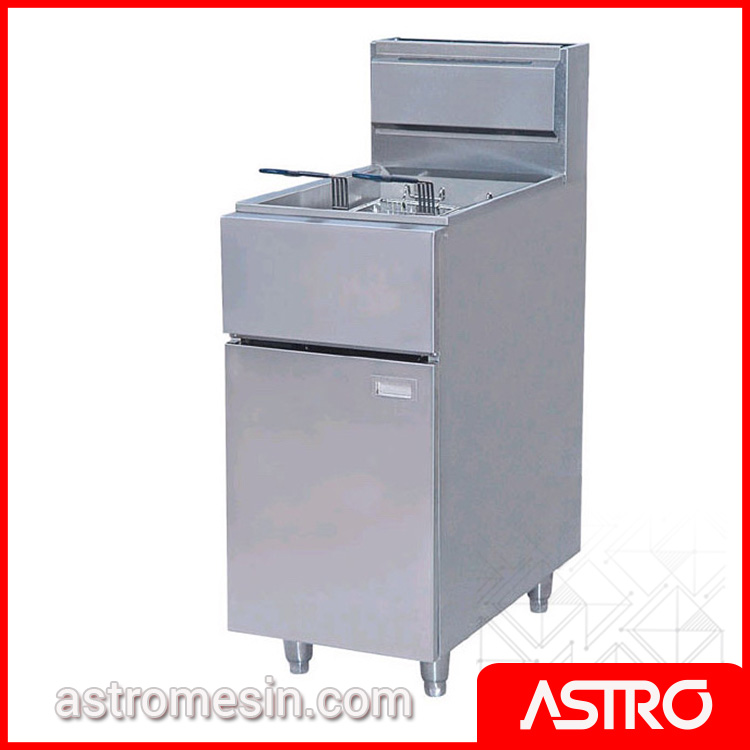 Mesin Deep Fryer Penggorengan Gas ASTRO 25 Liter Surabaya
