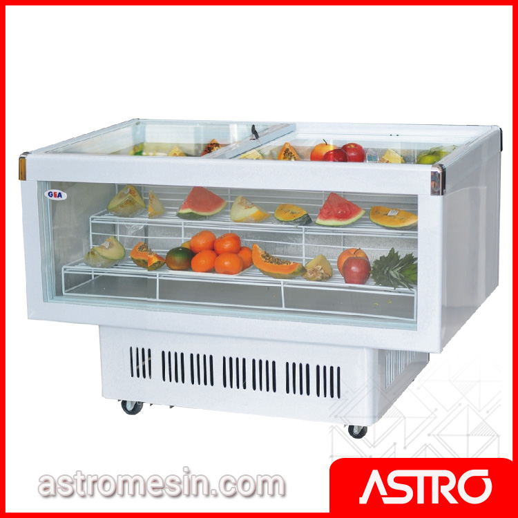 Mesin Display Chiller GEA BD-200 BD-300 Surabaya