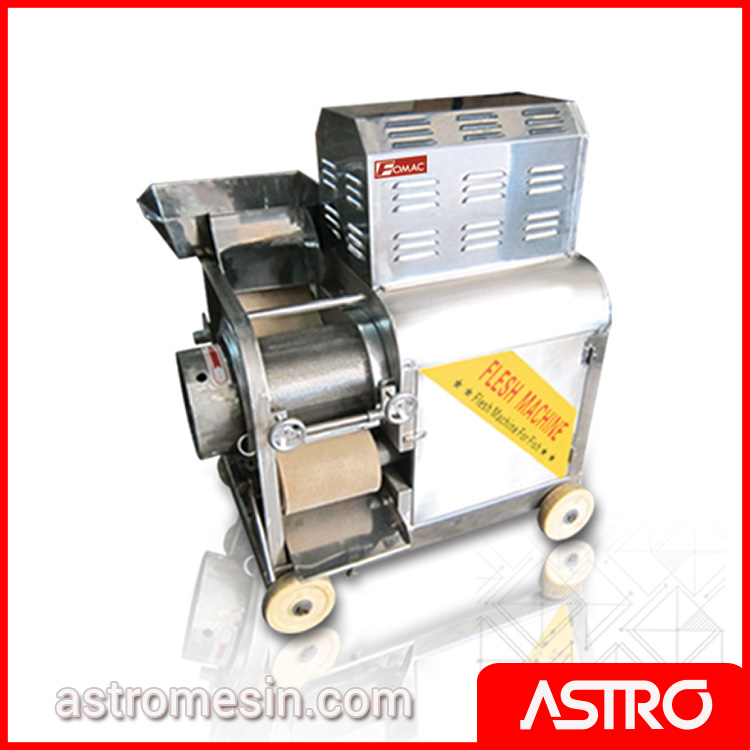 Mesin Fish Meat Bone Separator FOMAC FMB-BS09 Murah