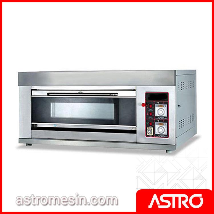 Mesin Gas Oven 1 Deck ASTRO Surabaya