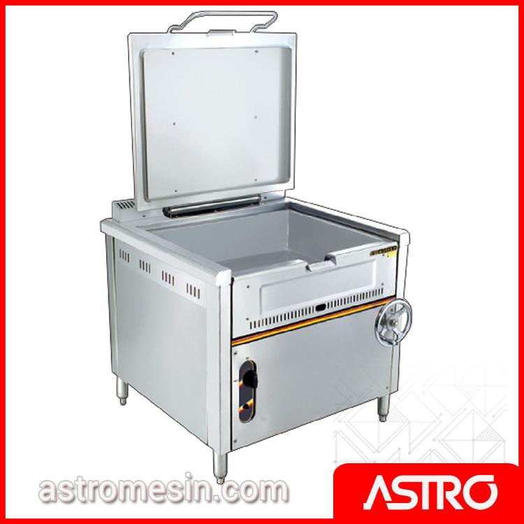 Mesin Gas Tilting Pan GETRA TP3237