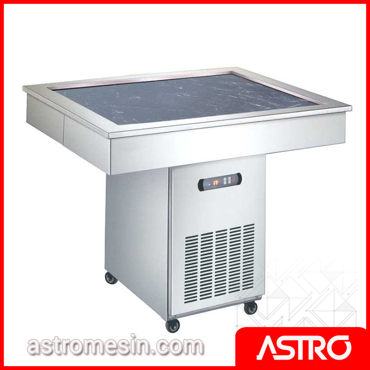 Mesin Granite Top Freezer GEA ORTG-9 Surabaya