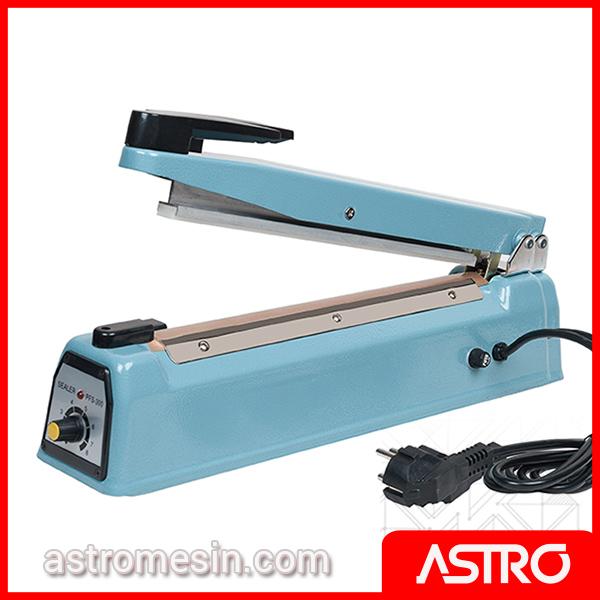 Mesin Hand Sealer Plastik Aluminium POWERPACK PCS-300A Surabaya