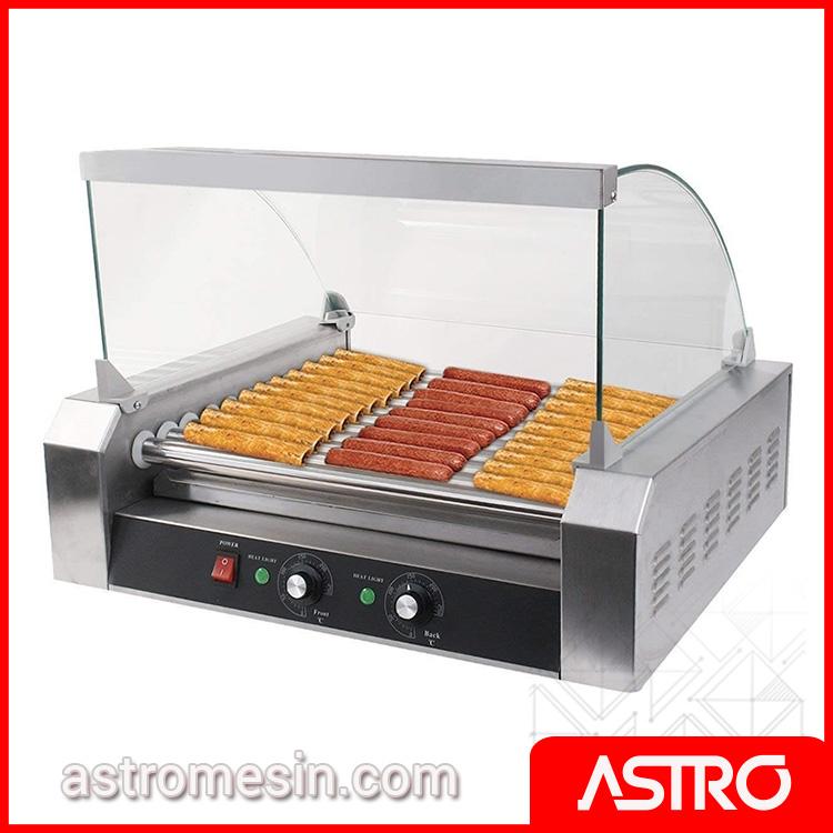 Mesin Hot Dog Roller Baker FOMAC GRL-ER27 Murah