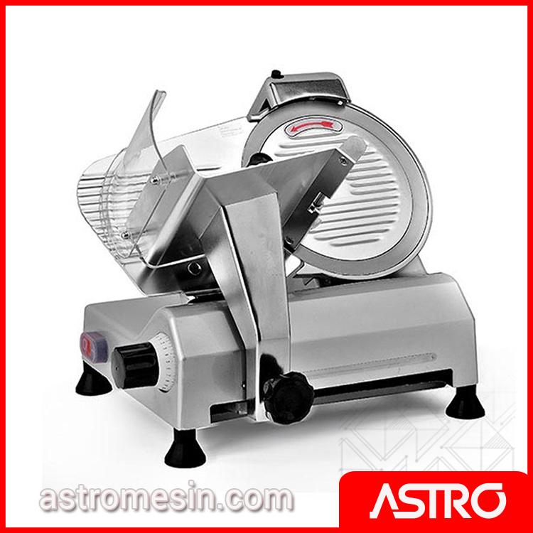 Mesin Meat Slicer Iris Daging ASTRO 10 Inch Surabaya