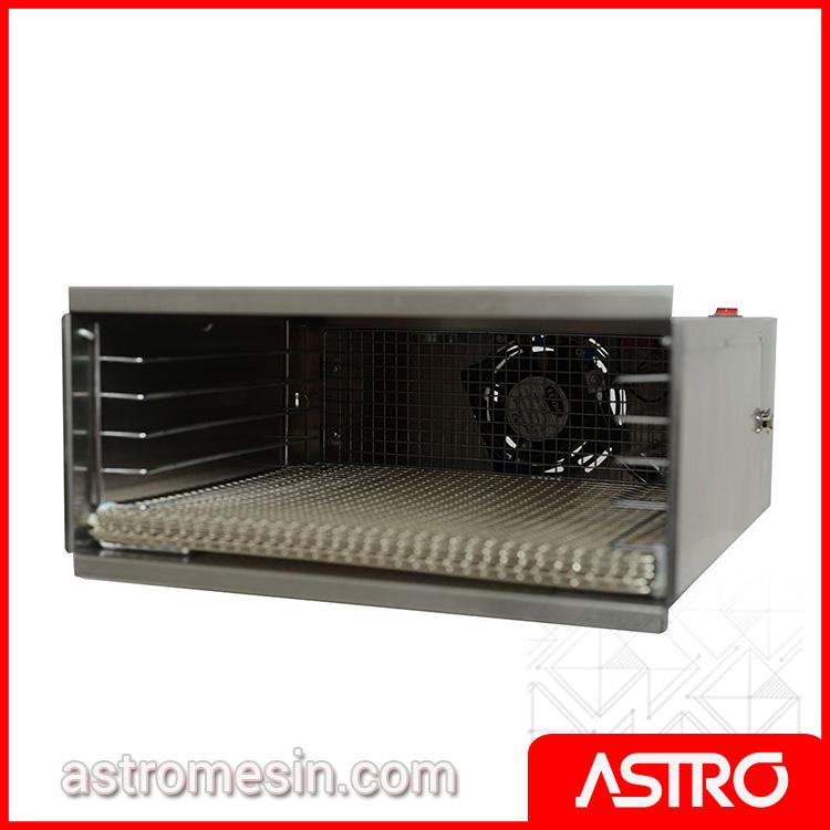 Mesin Oven Pengering Makanan Dehydrator FOMAC DHY-D10A Murah