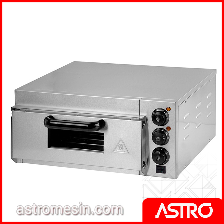 Mesin Oven Pizza 1 Deck ASTRO Surabaya