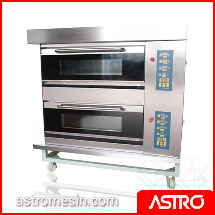Mesin Oven Pizzza Gas FOMAC POV-YFP40H Murah