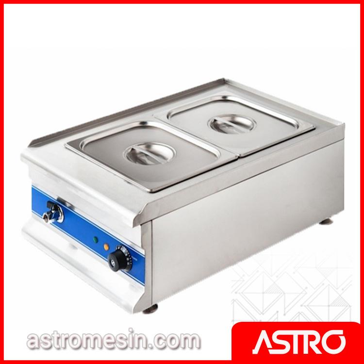 Mesin Pemanas Makanan Bain Marie ASTRO 2 Lubang Surabaya