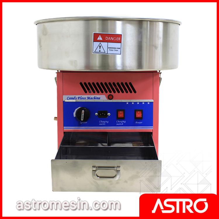 Mesin Pembuat Gulali Gas ASTRO Surabaya