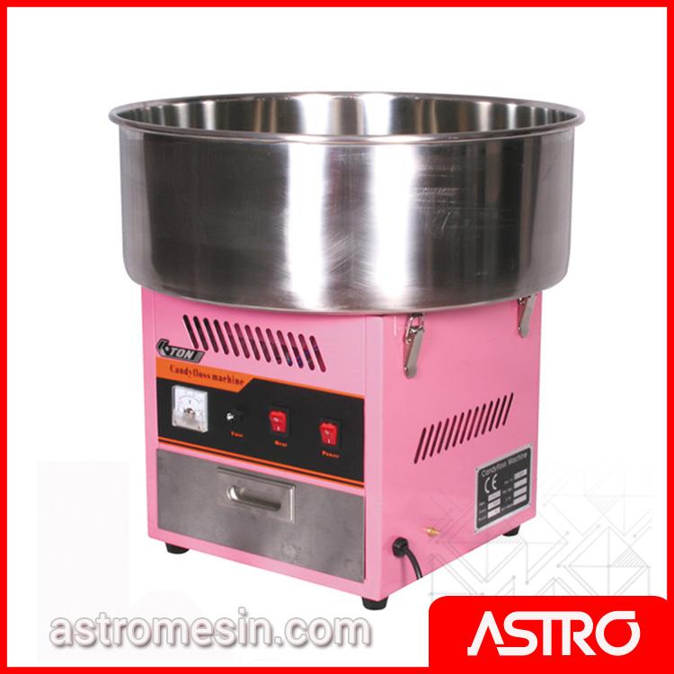 Mesin Pembuat Gulali Listrik ASTRO Surabaya