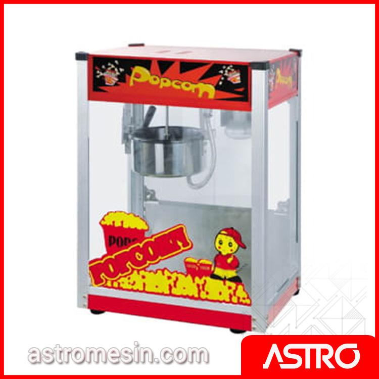 Mesin Pembuat Popcorn ASTRO Surabaya