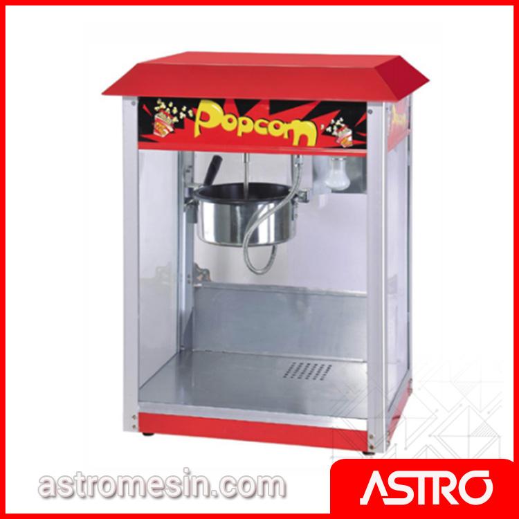 Mesin Pembuat Popcorn Jagung ASTRO Surabaya