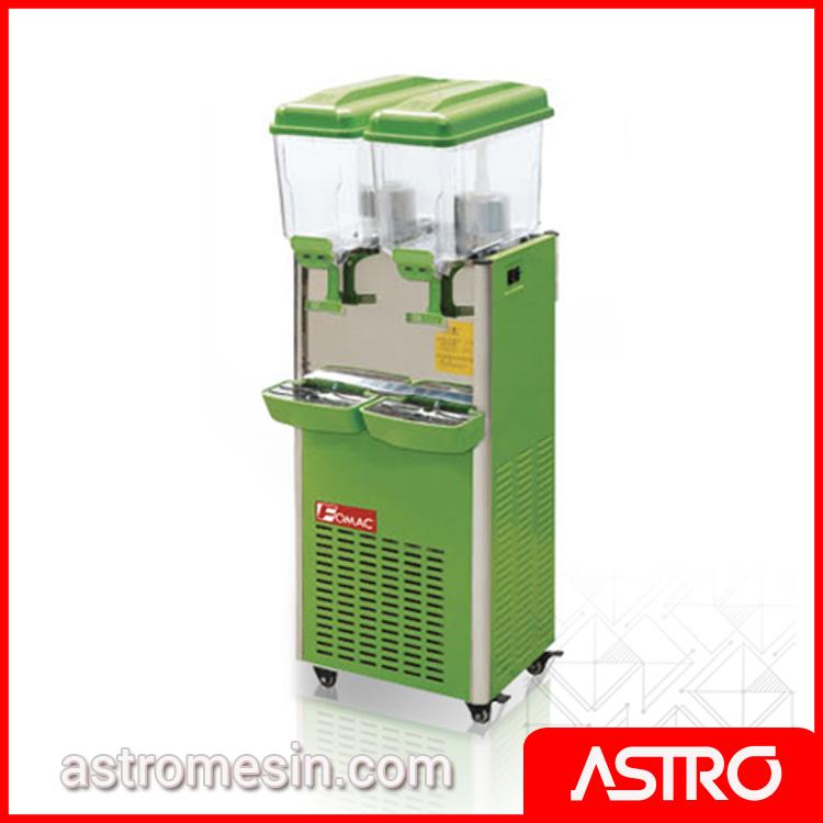 Mesin Pendingin Minuman Juice Dispenser FOMAC JCD-JPC2H Murah