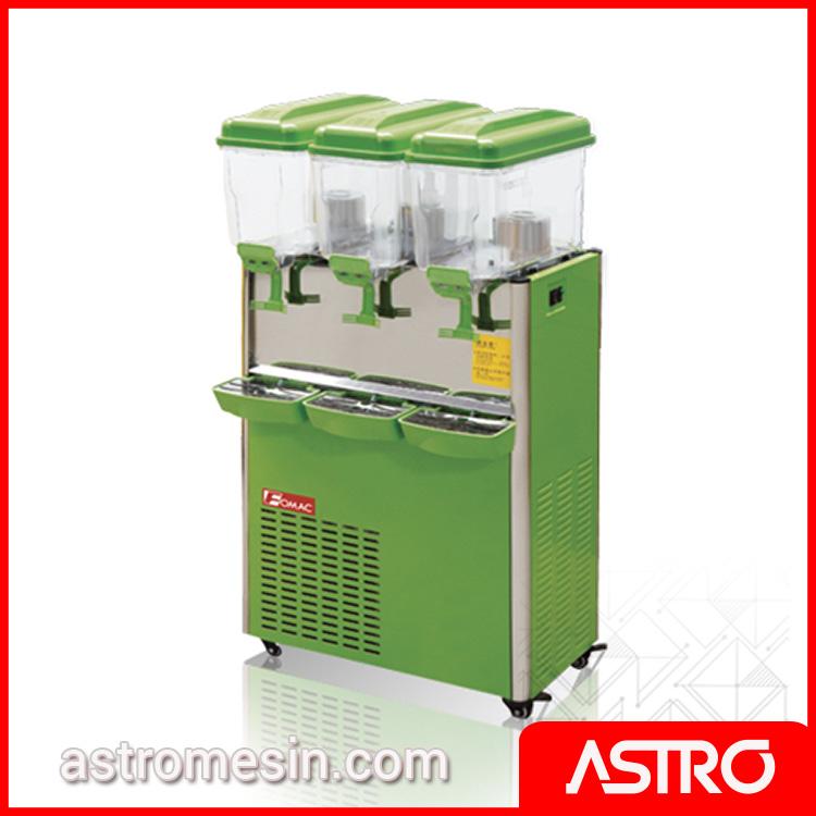 Mesin Pendingin Minuman Juice Dispenser FOMAC JCD-JPC3H Murah