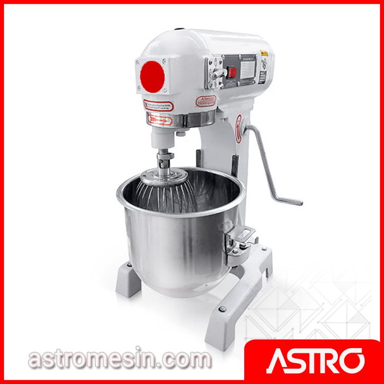 Mesin Planetary Mixer Roti FOMAC DMX-B15 B30 Murah