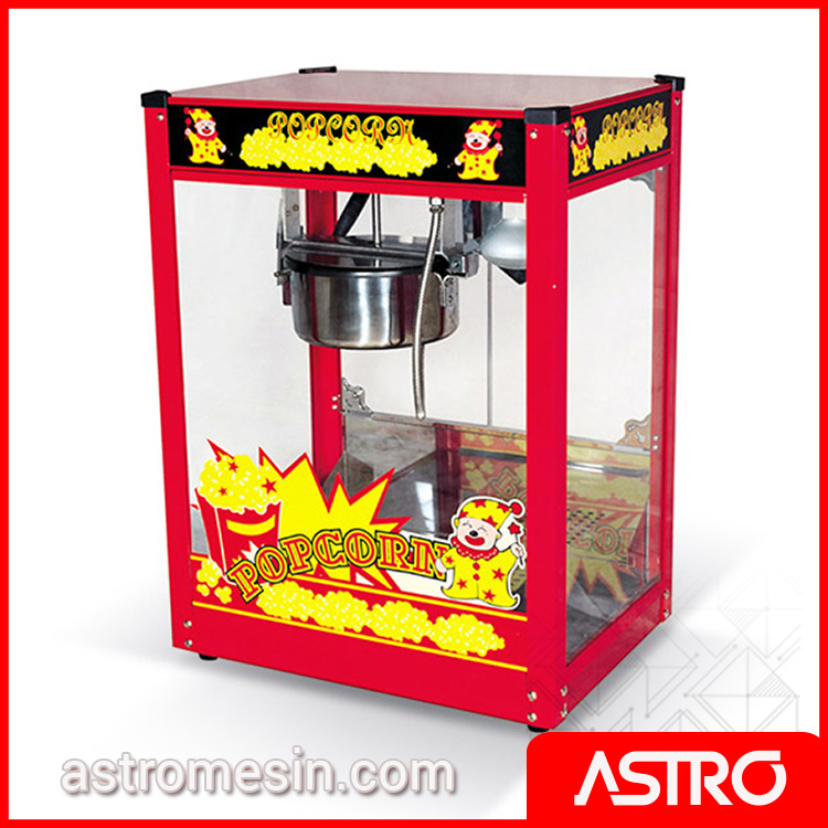 Mesin Popcorn Berondong Jagung FOMAC POC-POP6BR Murah