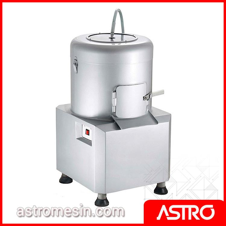 Mesin Potato Peeler Pengupas Kentang ASTRO Surabaya