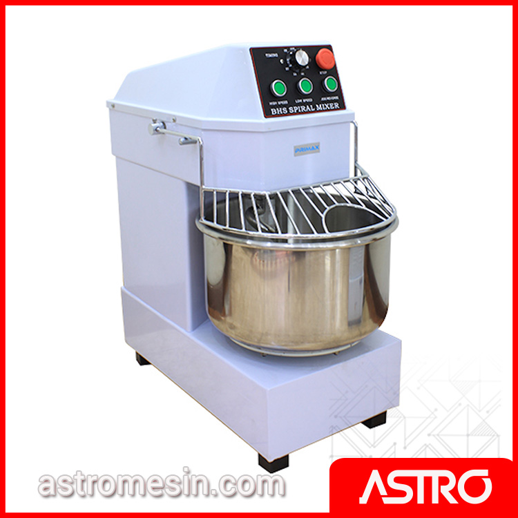 Mesin Spiral Mixer Roti Double Speed ASTRO Surabaya