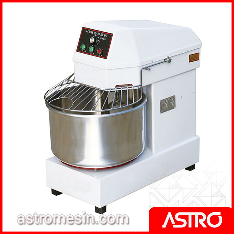 Mesin Spiral Mixer Roti Single Speed ASTRO Surabaya