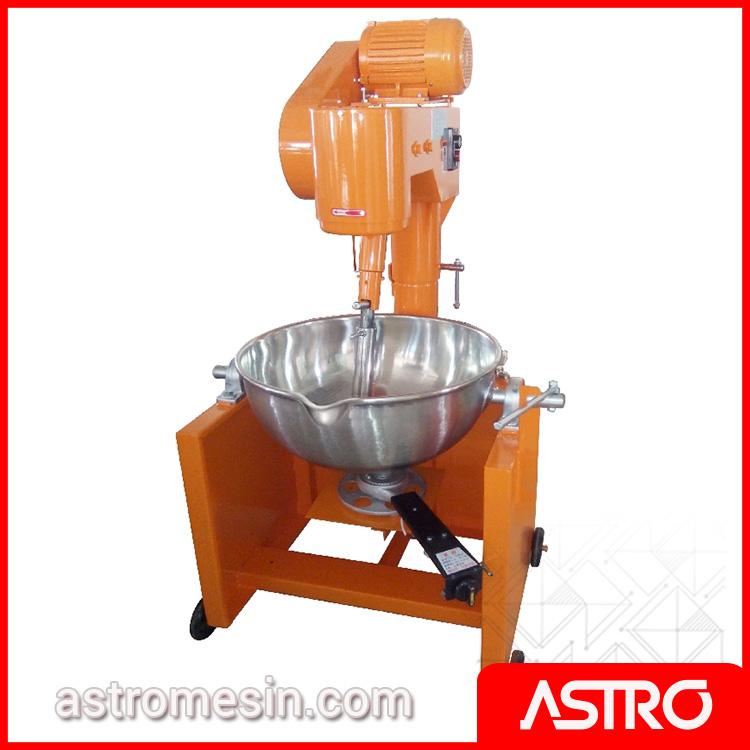 Mesin Tilting Cooking Mixer GETRA Surabaya