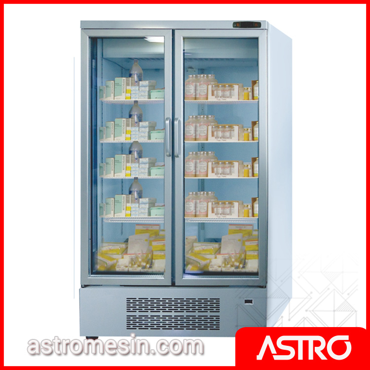 Pharmaceutical Refrigerator GEA EXPO-800PH Surabaya