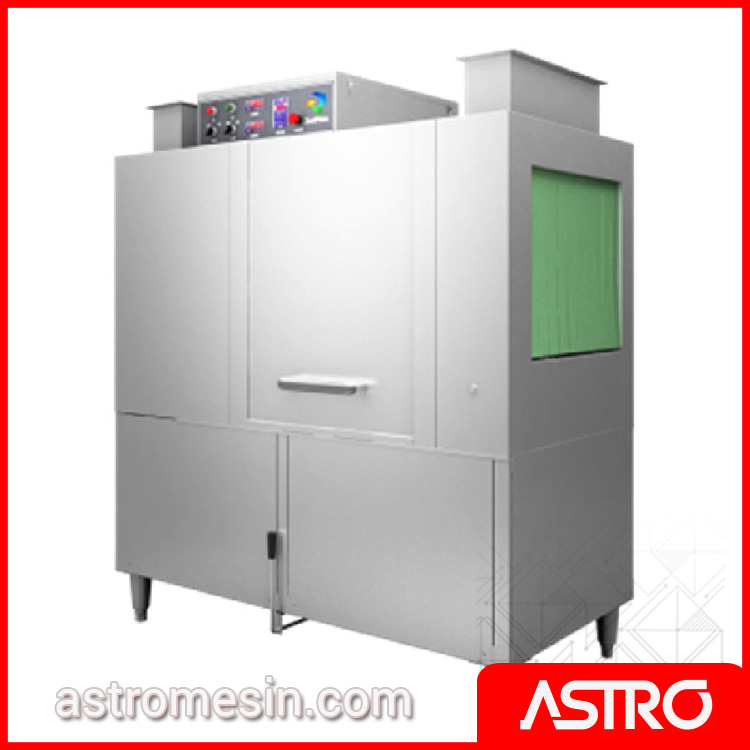 Rack Conveyor Dishwasher GETRA DRC-1E Listrik Surabaya