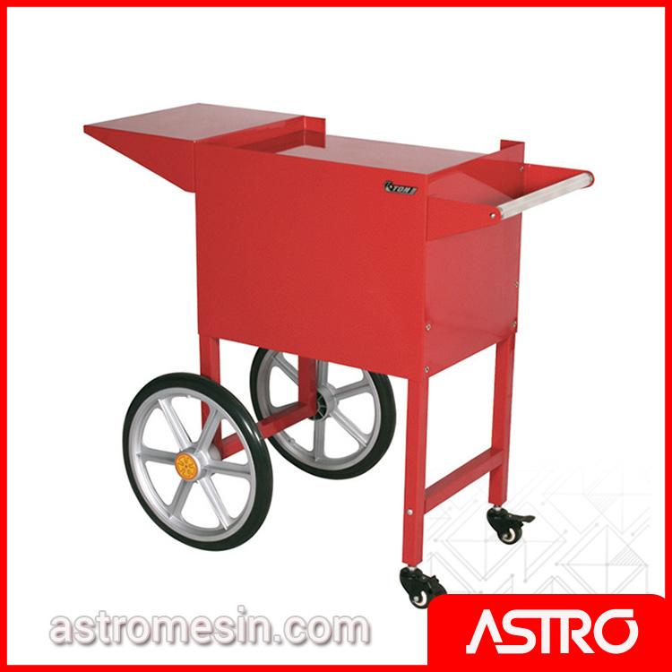 Roda Cart Mesin Popcorn FOMAC POC-POP6C Murah