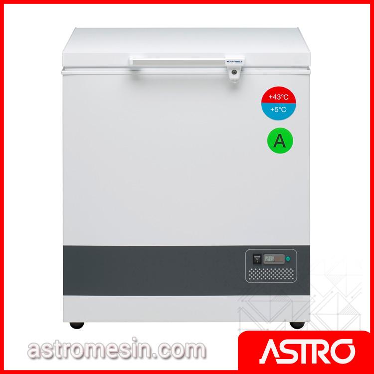 Solar System Vaccine Cooler Refrigerator Freezer GEA VLS-054-SDD Surabaya