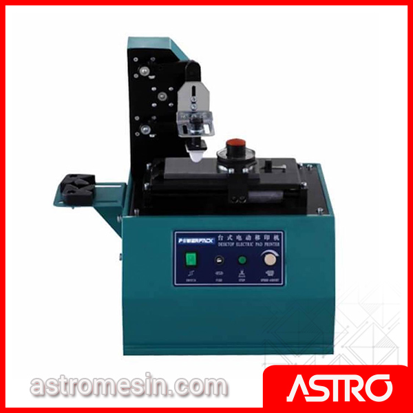 Solid Ink Pad Printing Coding POWERPACK DDYM-520A Surabaya