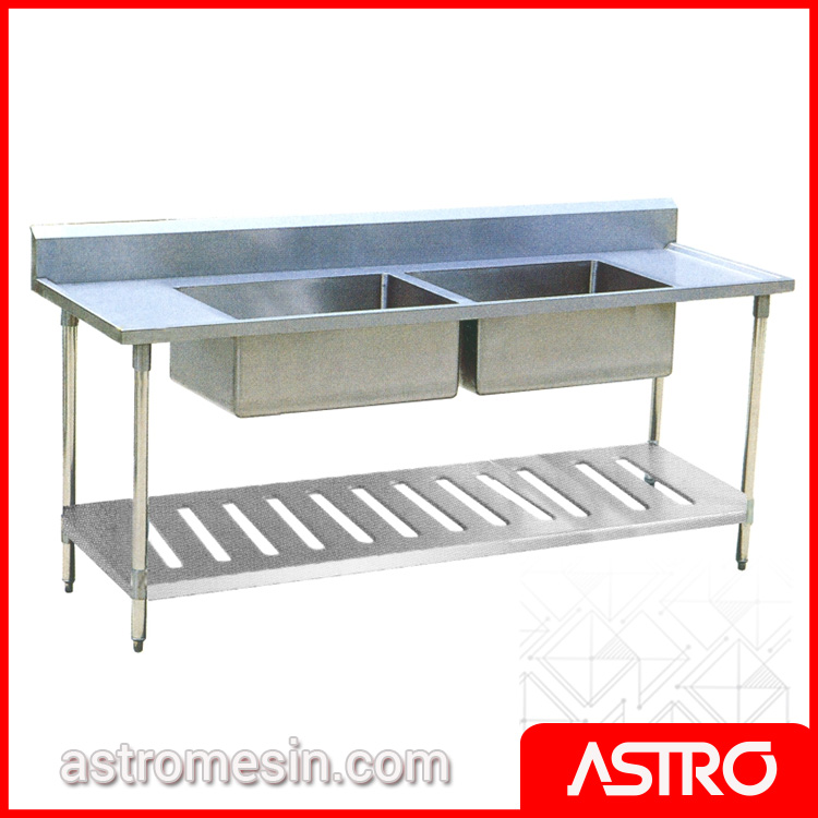 Stainless Steel Sink Table GETRA DST-2185 Surabaya