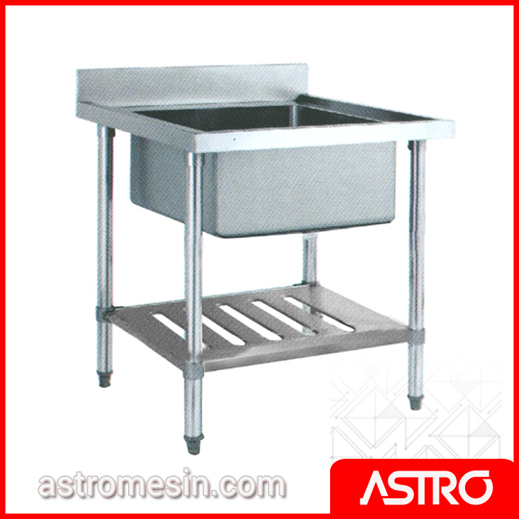 Stainless Steel Sink Table GETRA SST-1085 Surabaya