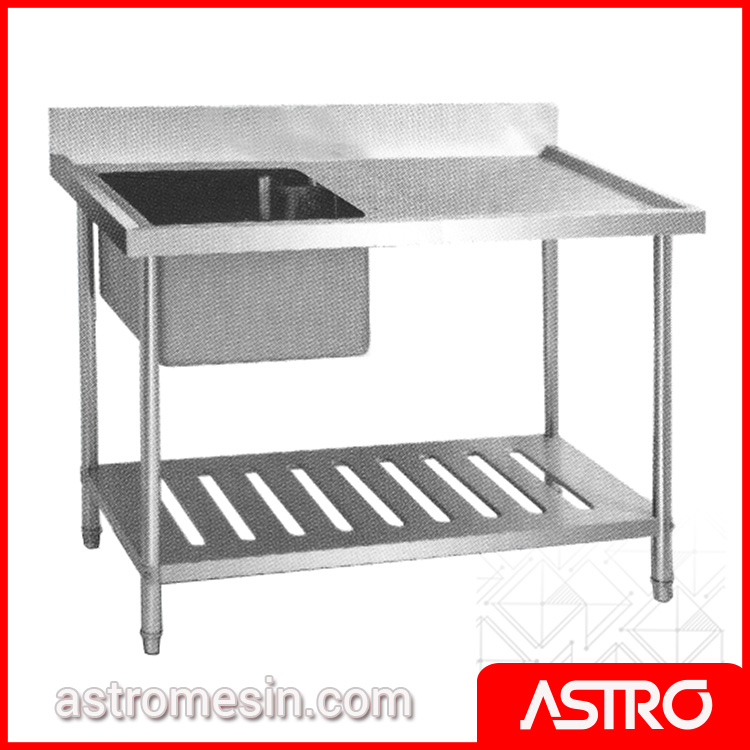 Stainless Steel Sink Table GETRA SST-1255 Surabaya