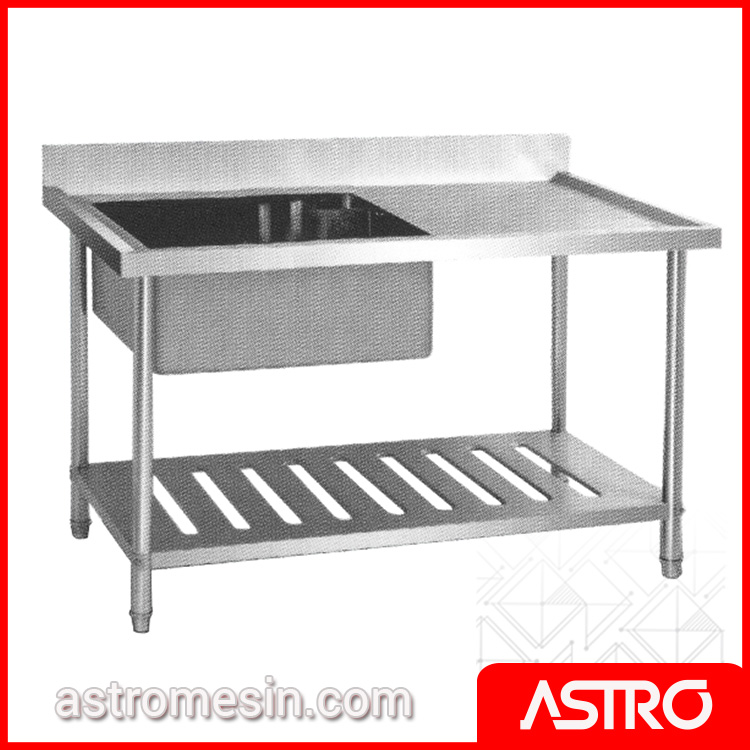 Stainless Steel Sink Table GETRA SST-1585 Surabaya