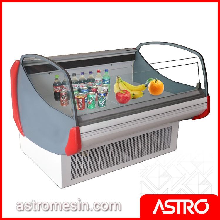 Supermarket Refrigeration Cabinet GEA Tipe HELICONIA-LS Surabaya