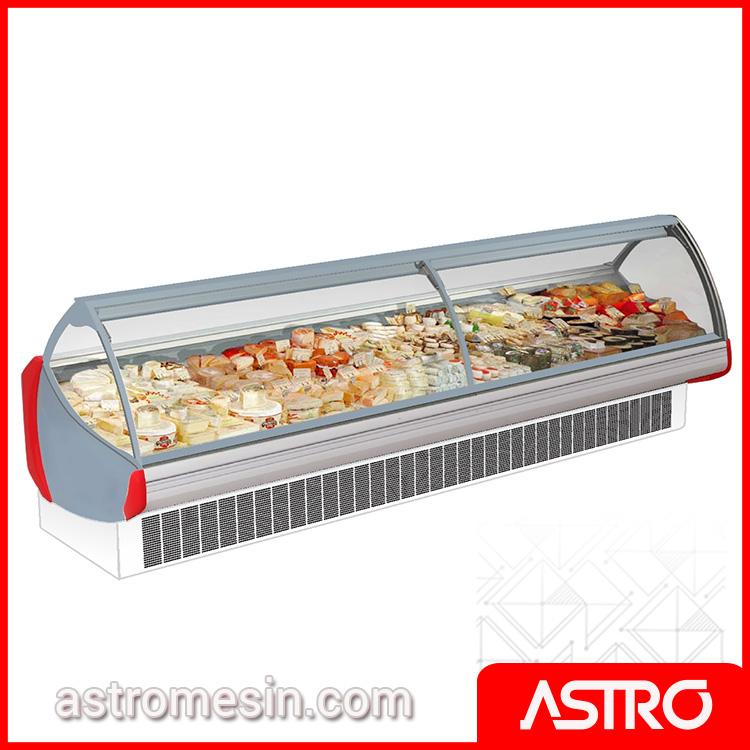 Supermarket Refrigeration Cabinet GEA Tipe HELICONIA-RCS Surabaya