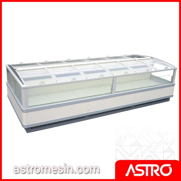 Supermarket Refrigeration Cabinet GEA Tipe ORCHID II Surabaya