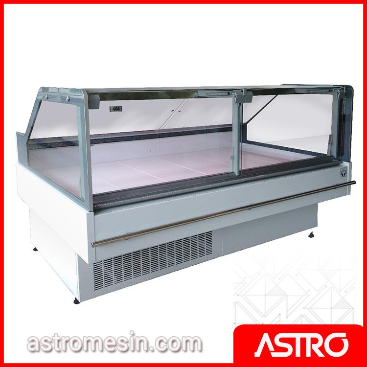 Supermarket Refrigeration Cabinet GEA Tipe PETUNIA-RCA Surabaya