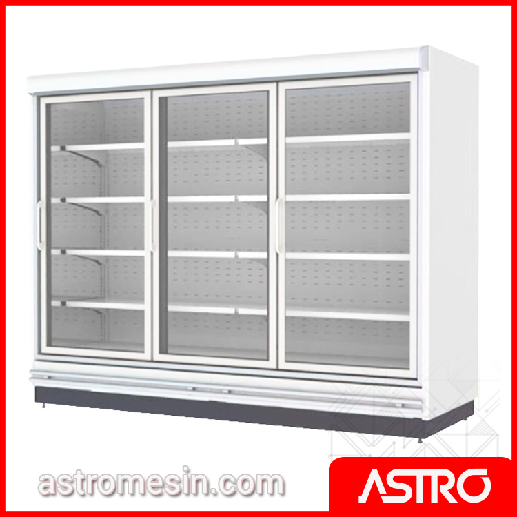 Supermarket Refrigeration Cabinet GEA Tipe ROSE Surabaya