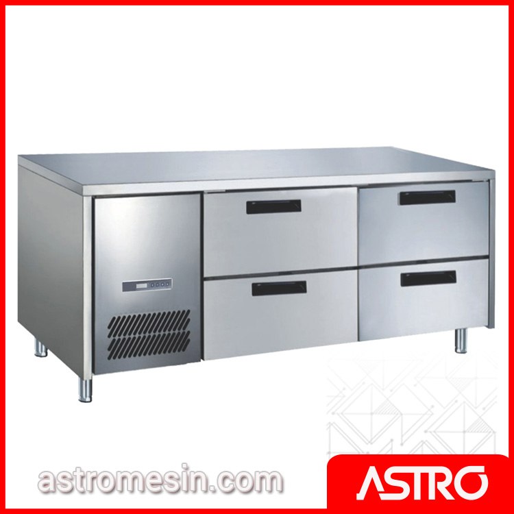 Under Counter Chiller Drawer Series GEA M-RW6T3NNN Surabaya