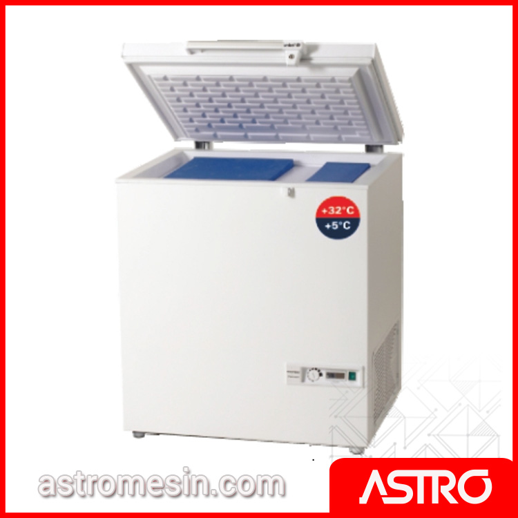 Vaccine Cooler Freezer Ice Pack GEA MKF-704 Surabaya
