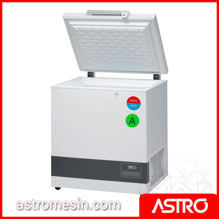 Vaccine Cooler Green ILR Technology GEA VLS-200A-AC Surabaya