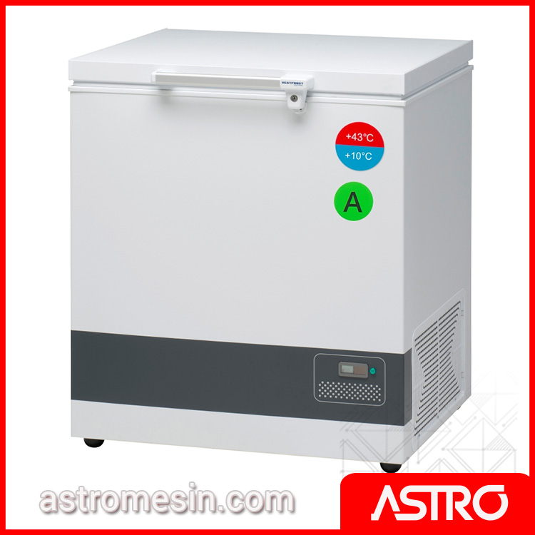 Vaccine Cooler Refrigerator Freezer GEA VLS-064A-RF-AC Surabaya