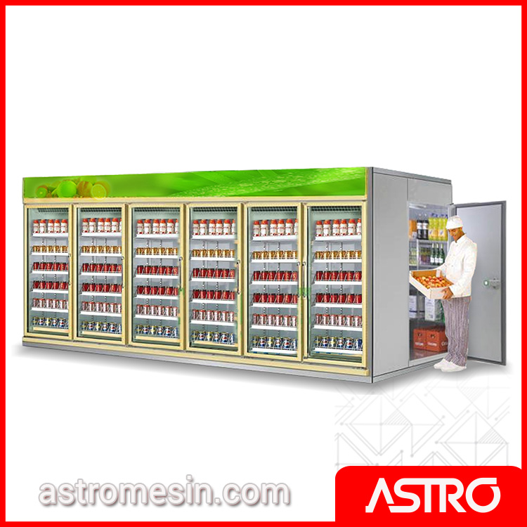Walk In Display Cooler GEA Tipe LCG3-FB Surabaya